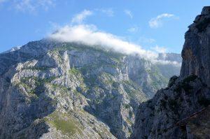 foto de los picos de Europa