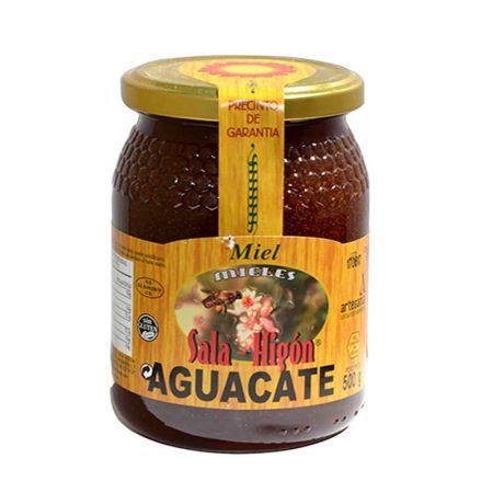 Bote de miel de aguacate de Sala e Higón de 500 g