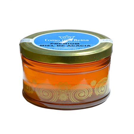 Raw Acacia Honey of Como Una Reina de 600 g