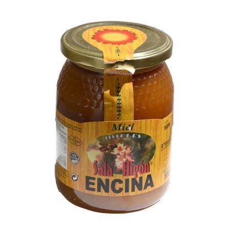 Bote de miel de encina de Sala e Higón