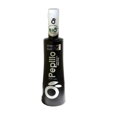 Botella de aceite de oliva virgen extra de Oleo Pepillo