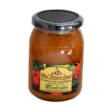 organic arbutus honey of Antonio Simón 500 g