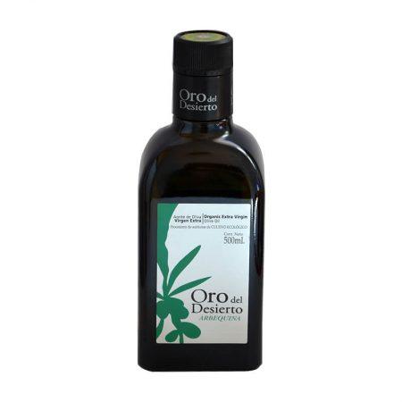 olive oil Oro del Desierto arbequina