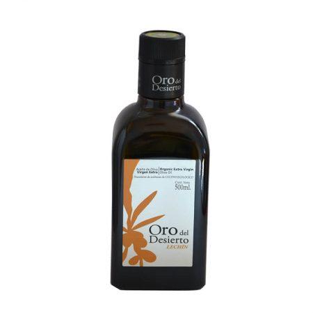 aceite de oliva virgen extra lechín de Oro del Desierto