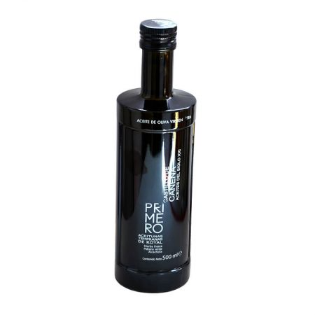 Royal temprano olive oil of Castillo de Canena 500 ml
