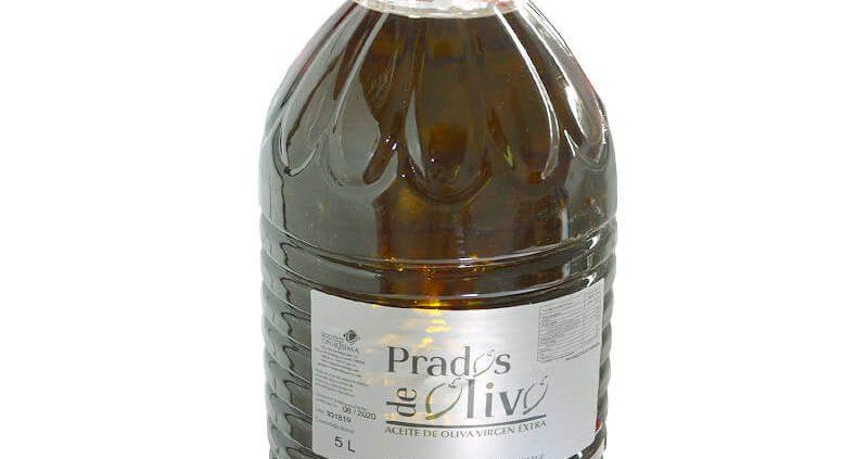 Natives Olivenöl extra von Prados de Olivo 5 l