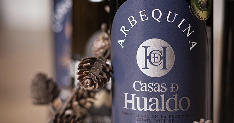 Aceite de oliva de Casas de Hualdo