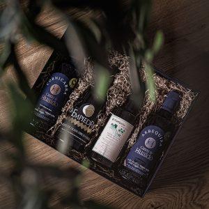 Selección de aceites de oliva