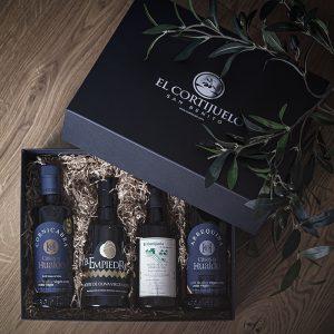 Nuestra mejor caja de regalo de aceite de oliva