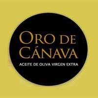 Logotipo de Oro de cánava