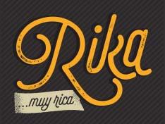 logotipo de rika