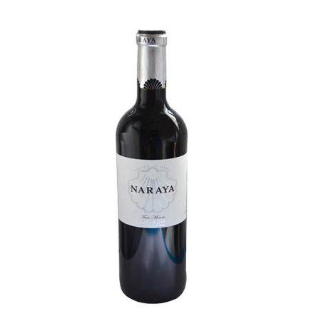 Vino tinto mencía de Naraya de 750 ml