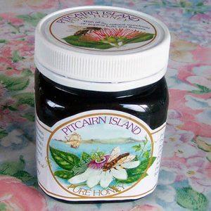 Miel de pitcairn