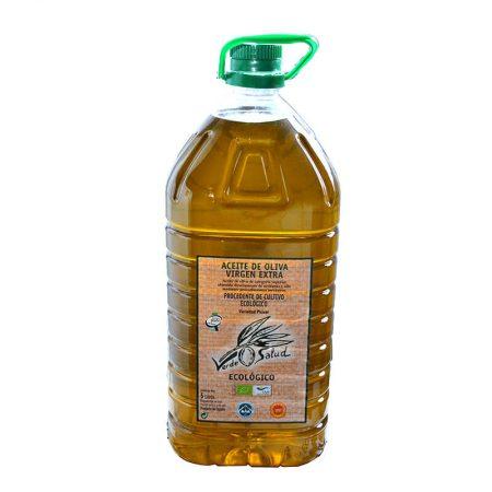 Aceite de oliva virgen extra picual ecológico 5 l de Verde Salud 5 l