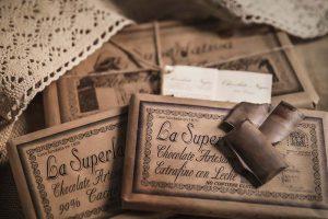 Chocolate 90 % de cacao la superlativa