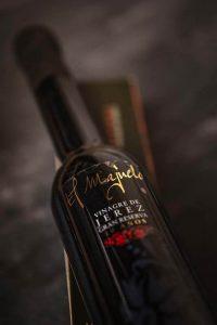 Vinagre de reserva de Jerez